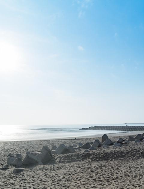 釣ヶ崎海岸